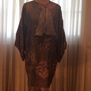 Missoni Fabulous silk tunic/dress, size S/M